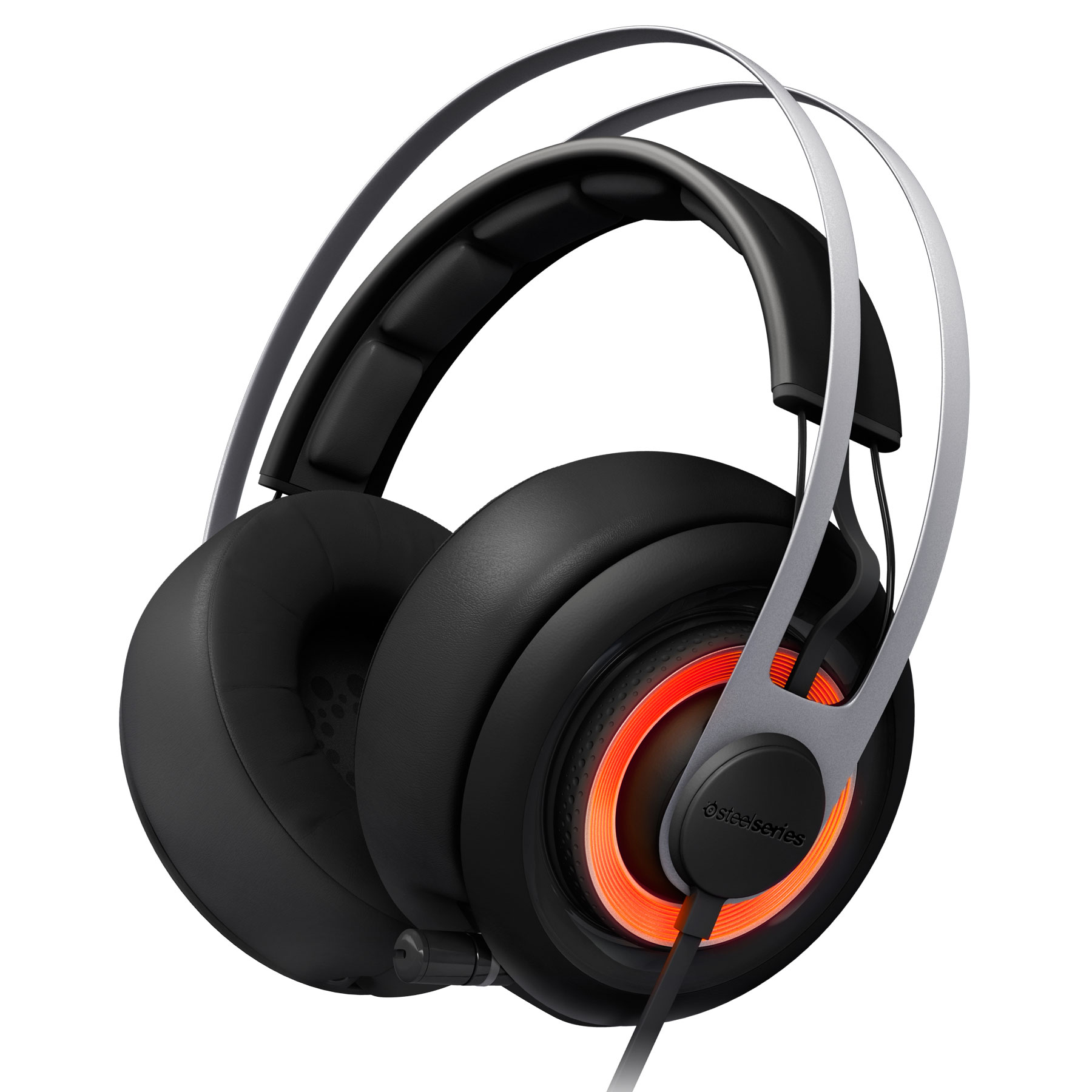 steelseries siberia elite noir micro casque. Black Bedroom Furniture Sets. Home Design Ideas