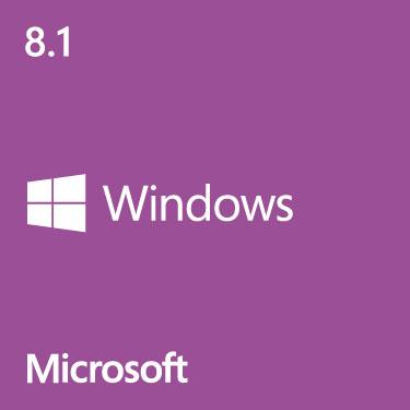Windows Microsoft Windows 8.1 64 bits - OEM (DVD) Microsoft Windows 8.1 64 bits (français) - Licence OEM