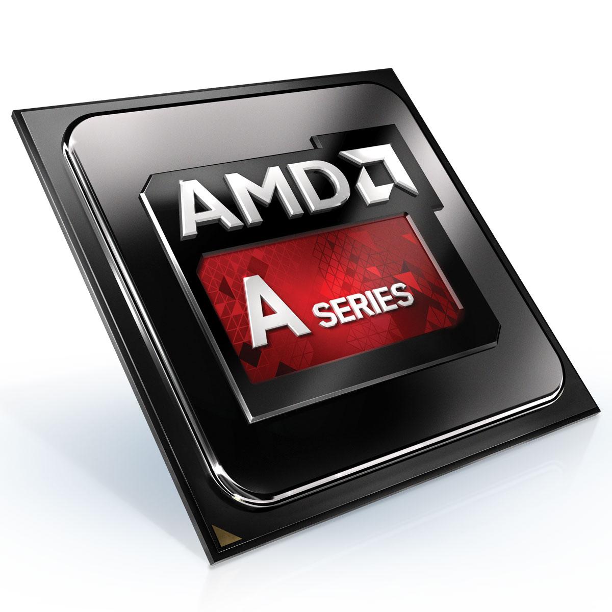 Processeur AMD A4-6300 (3.7 GHz) Processeur Dual Core socket FM2 Cache L2 1 Mo Radeon HD 8370D 0.032 micron (version boîte - garantie constructeur 3 ans)