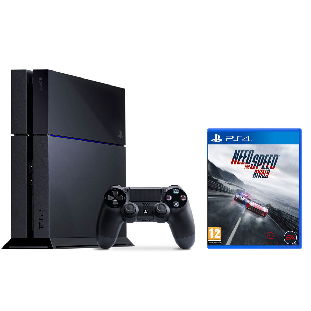sony playstation 4 need for speed rivals console de jeux sony computer entertainment sur ldlc. Black Bedroom Furniture Sets. Home Design Ideas