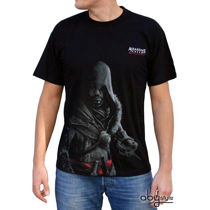 "Jeux et Accessoires Abystyle T-shirt ""Revelations"" Assassin's Creed Revelations Taille L Abystyle T-shirt ""Revelations"" Assassin's Creed Revelations Taille L"