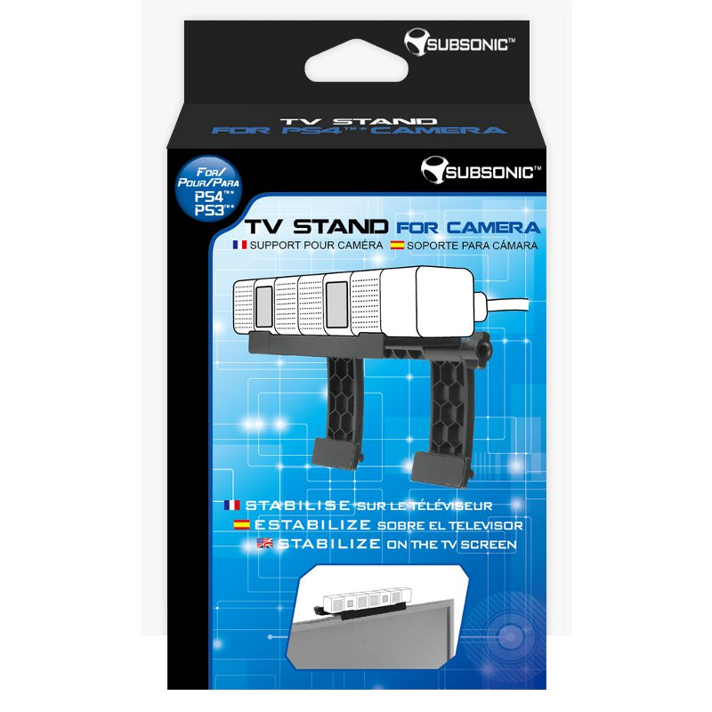 subsonic tv stand ps4 accessoires ps4 subsonic sur. Black Bedroom Furniture Sets. Home Design Ideas