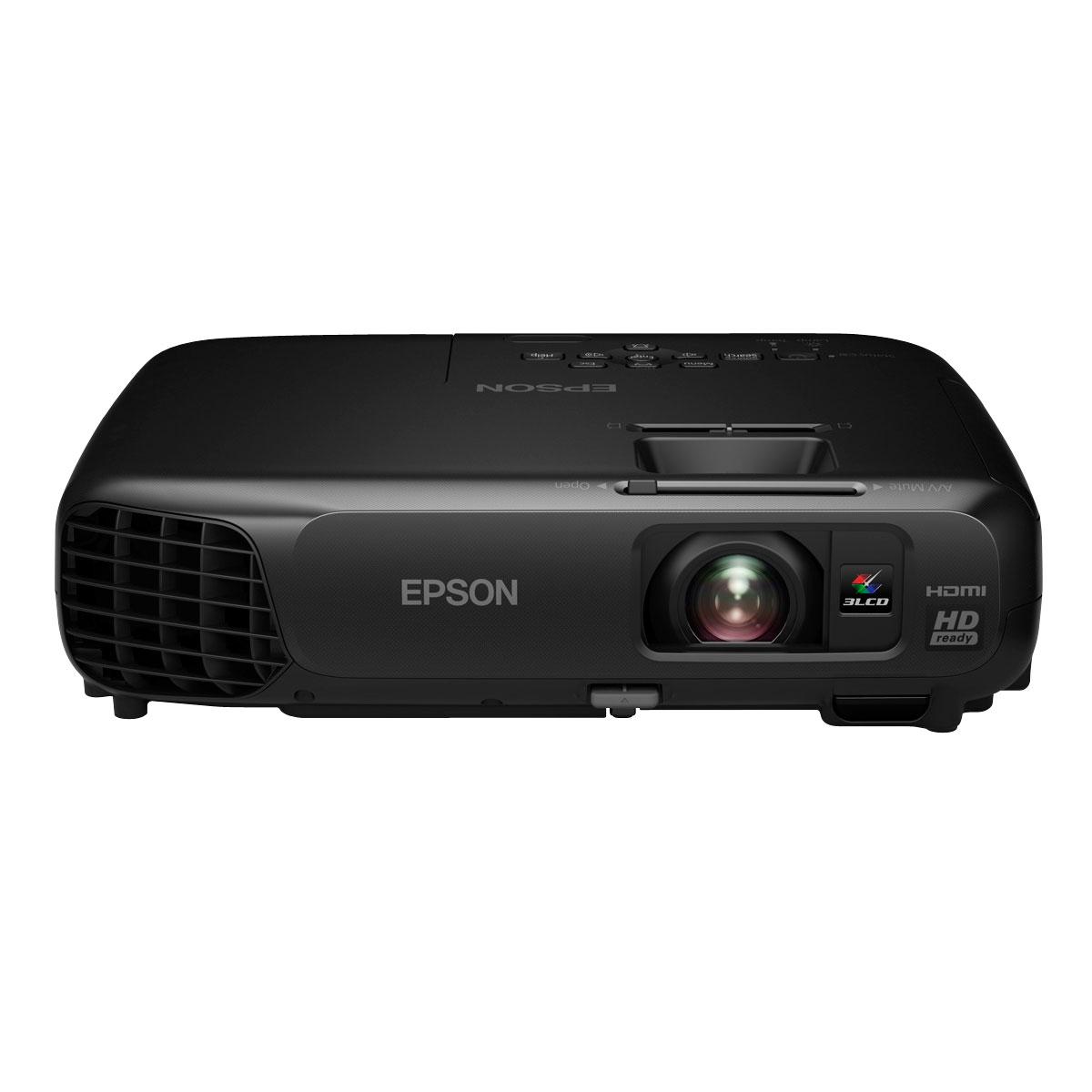 Epson eh tw490 vid oprojecteur epson sur - Support plafond videoprojecteur epson ...