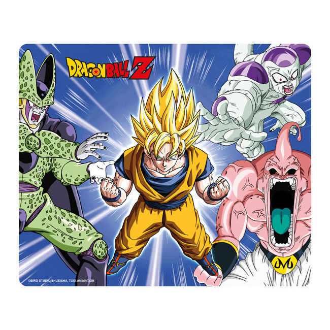 Tapis De Souris Dragon Ball Z Tapis De Souris Generique Sur Ldlc Com