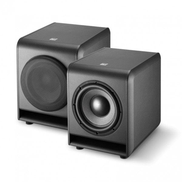 focal cms sub enceintes monitoring focal sur. Black Bedroom Furniture Sets. Home Design Ideas