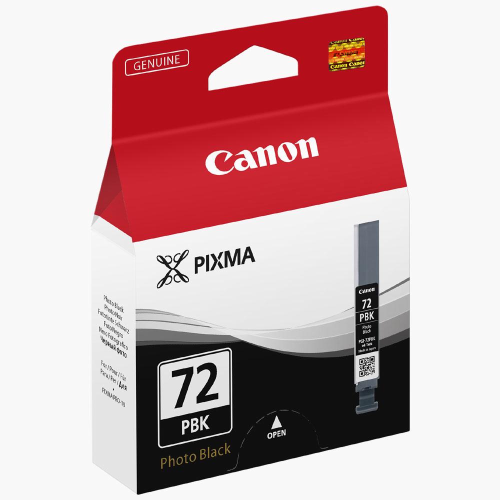 canon pgi 72bk cartouche imprimante canon sur. Black Bedroom Furniture Sets. Home Design Ideas