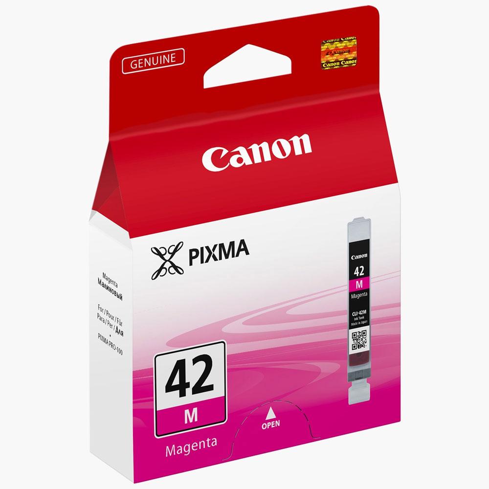 Cartouche imprimante Canon CLI-42M Cartouche d'encre magenta