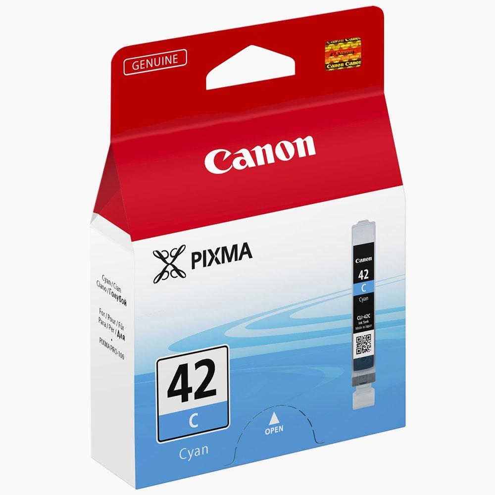 Cartouche imprimante Canon CLI-42C Cartouche d'encre cyan