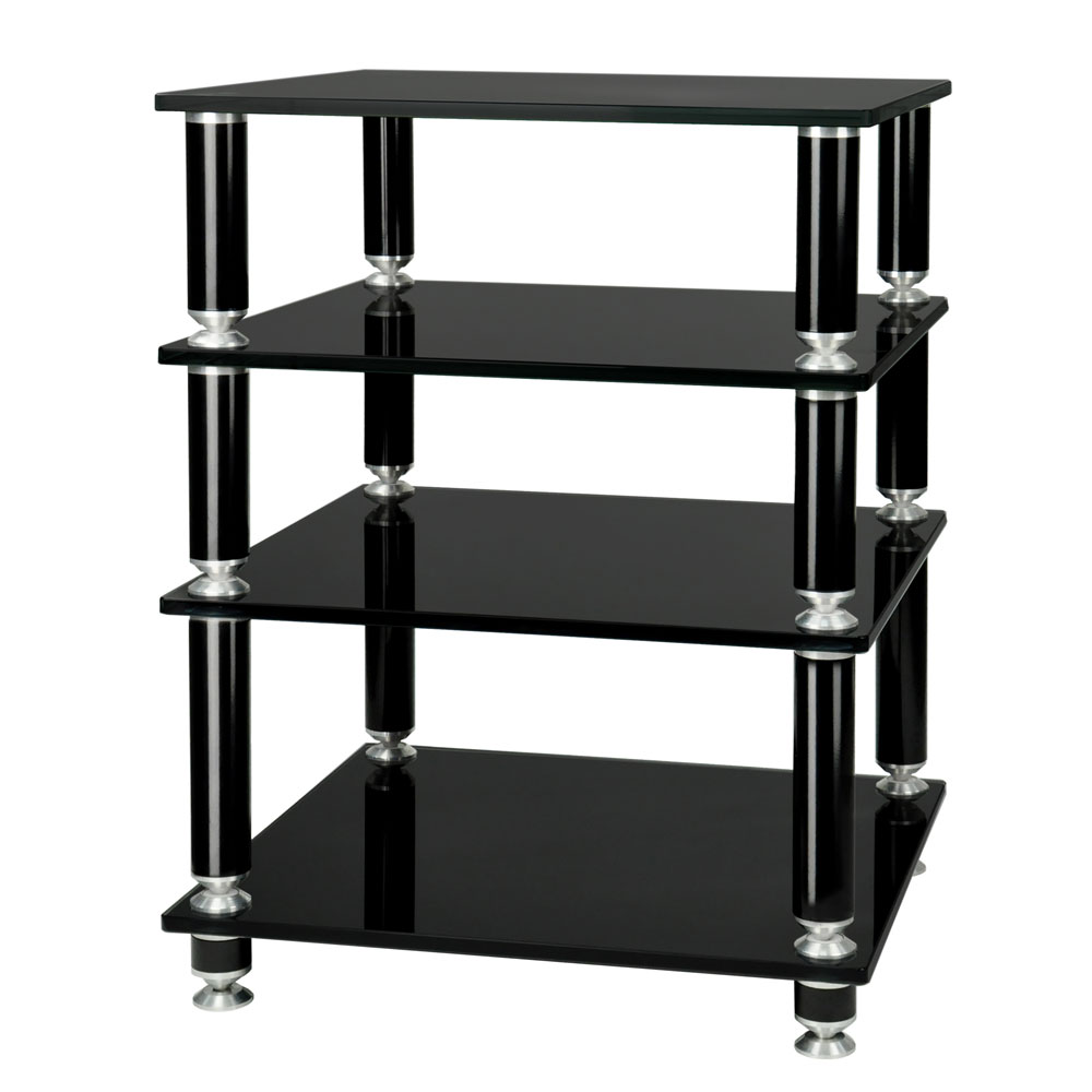 Norstone stabbl hifi meuble tv norstone sur for Meuble tv et chaine hifi