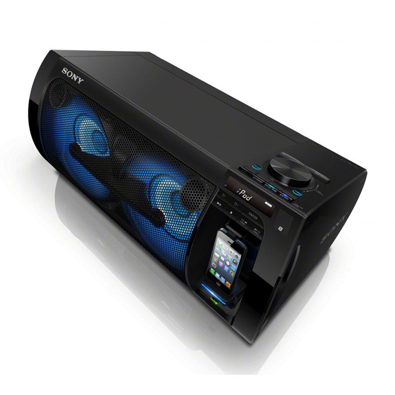 sony rdh gtk17ip dock enceinte bluetooth sony sur