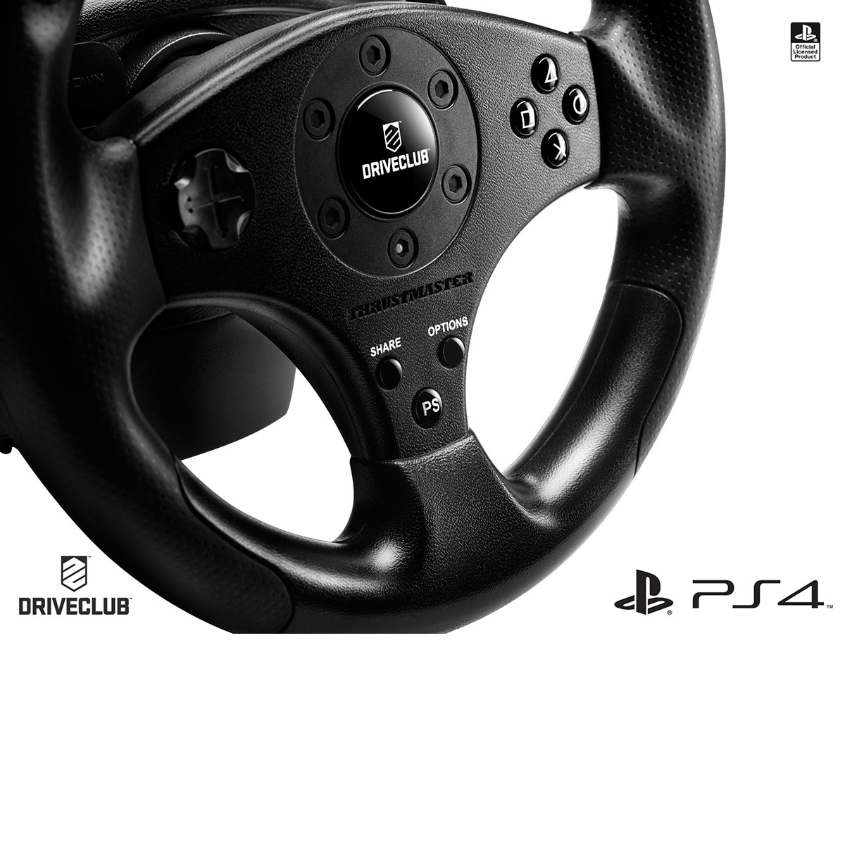 thrustmaster t80 driveclub edition ps4 accessoires ps4 thrustmaster sur. Black Bedroom Furniture Sets. Home Design Ideas