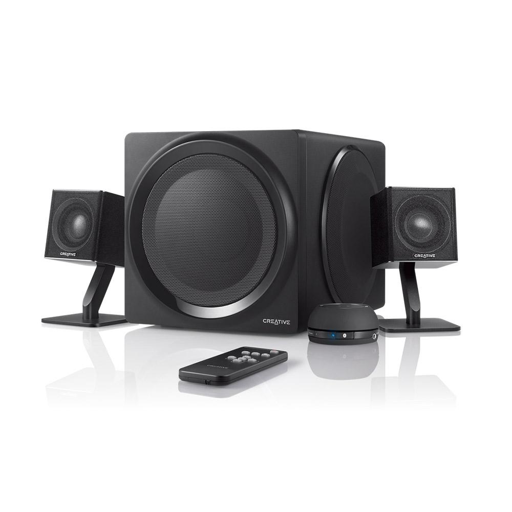 creative t4 wireless enceinte pc creative technology ltd sur. Black Bedroom Furniture Sets. Home Design Ideas