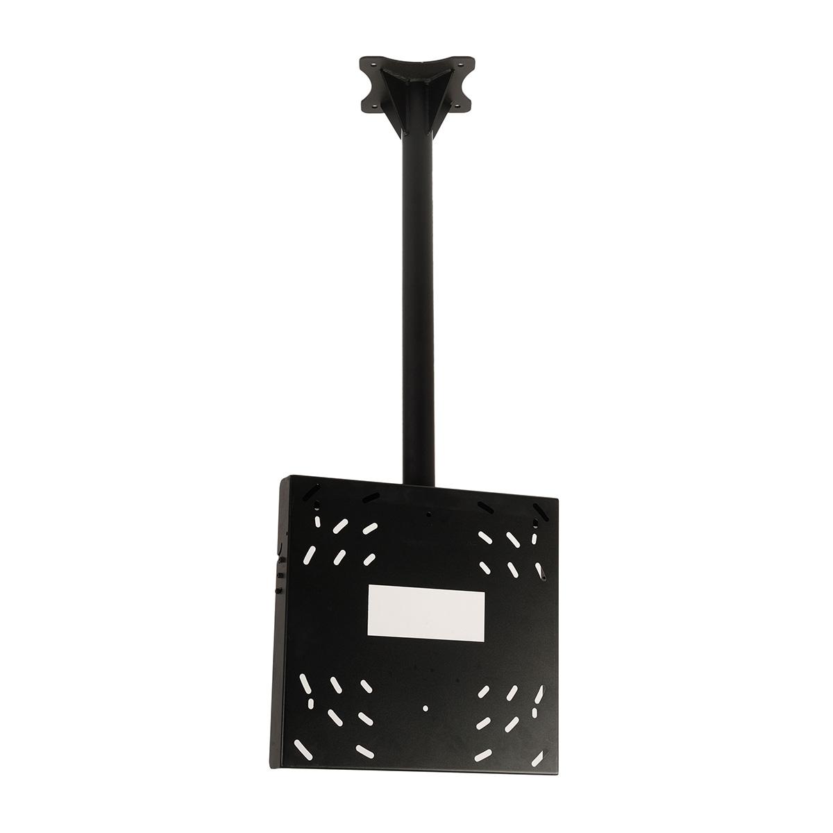 erard applik 012424 noir support plafond tv erard group sur. Black Bedroom Furniture Sets. Home Design Ideas