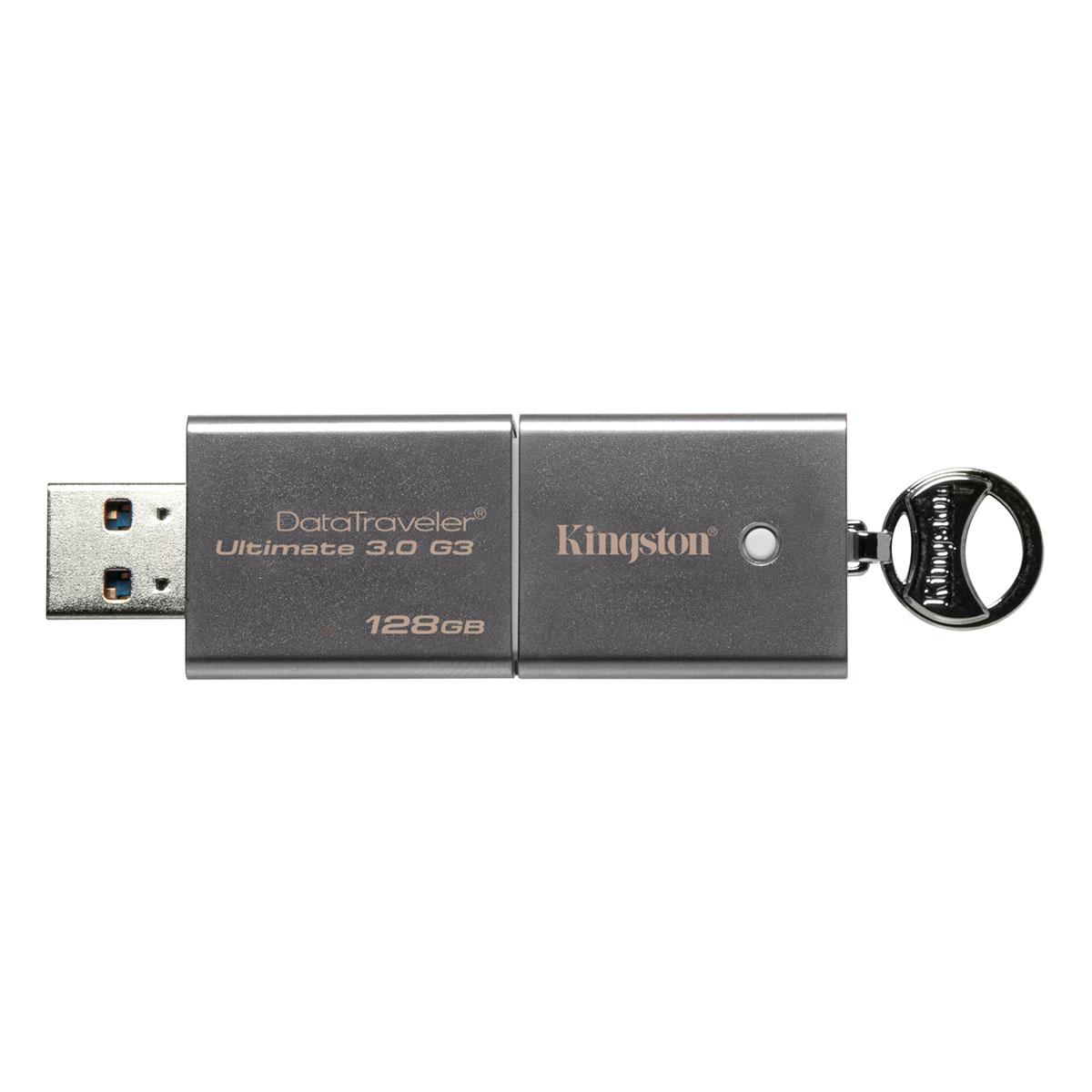 kingston datatraveler ultimate g3 128 go cl usb. Black Bedroom Furniture Sets. Home Design Ideas