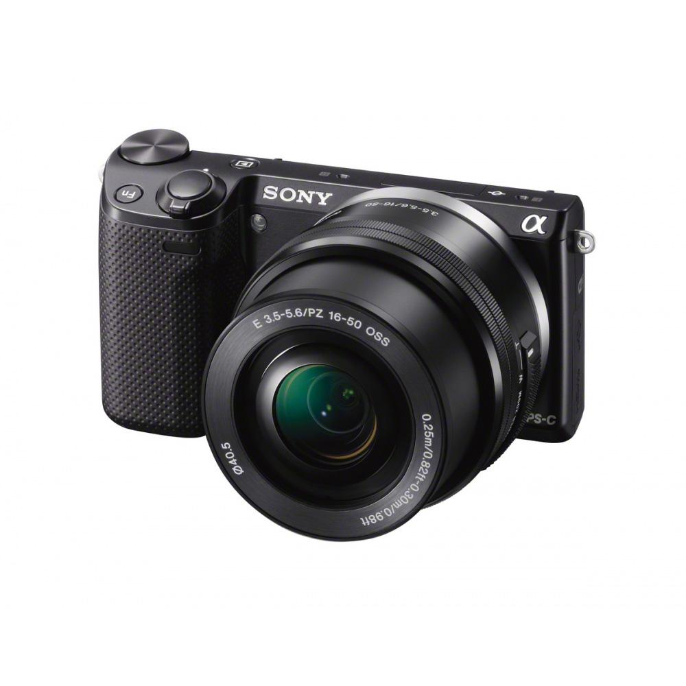 Sony nex 5t objectif 16 50 mm noir appareil photo for Ecran photo sony