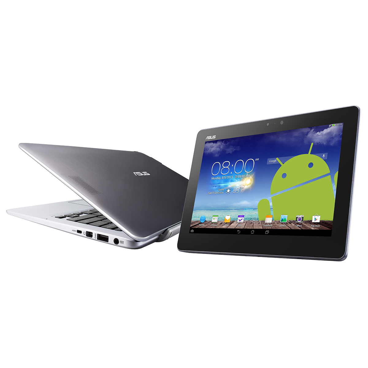 asus transformer book trio tx201la cq012p tablette tactile asus sur. Black Bedroom Furniture Sets. Home Design Ideas