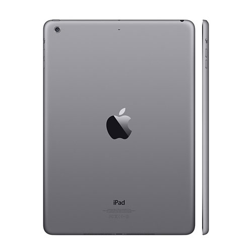 apple ipad air 32 go wi fi gris sid ral tablette tactile apple sur. Black Bedroom Furniture Sets. Home Design Ideas