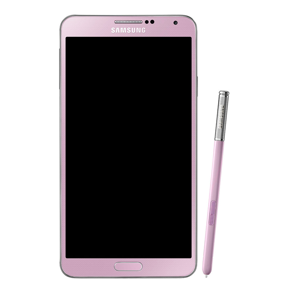 samsung galaxy note 3 gt n9005 rose 32 go mobile smartphone samsung sur. Black Bedroom Furniture Sets. Home Design Ideas