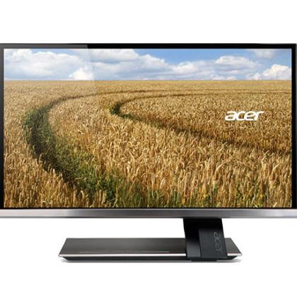 """Ecran PC Acer 27"""" LED - S276HLTMJJ 1920 x 1080 pixels - 6 ms - Format large 16/9 - Dalle IPS - HDMI - Noir (Garantie constructeur 2 ans)"""