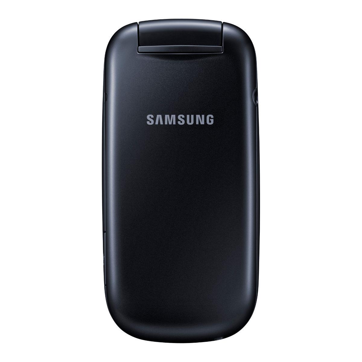 samsung e1270 noir mobile smartphone samsung sur. Black Bedroom Furniture Sets. Home Design Ideas