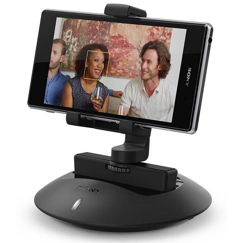 Gadget Téléphone Sony IPT-DS10M Station d'imagerie intelligente Bluetooth et NFC