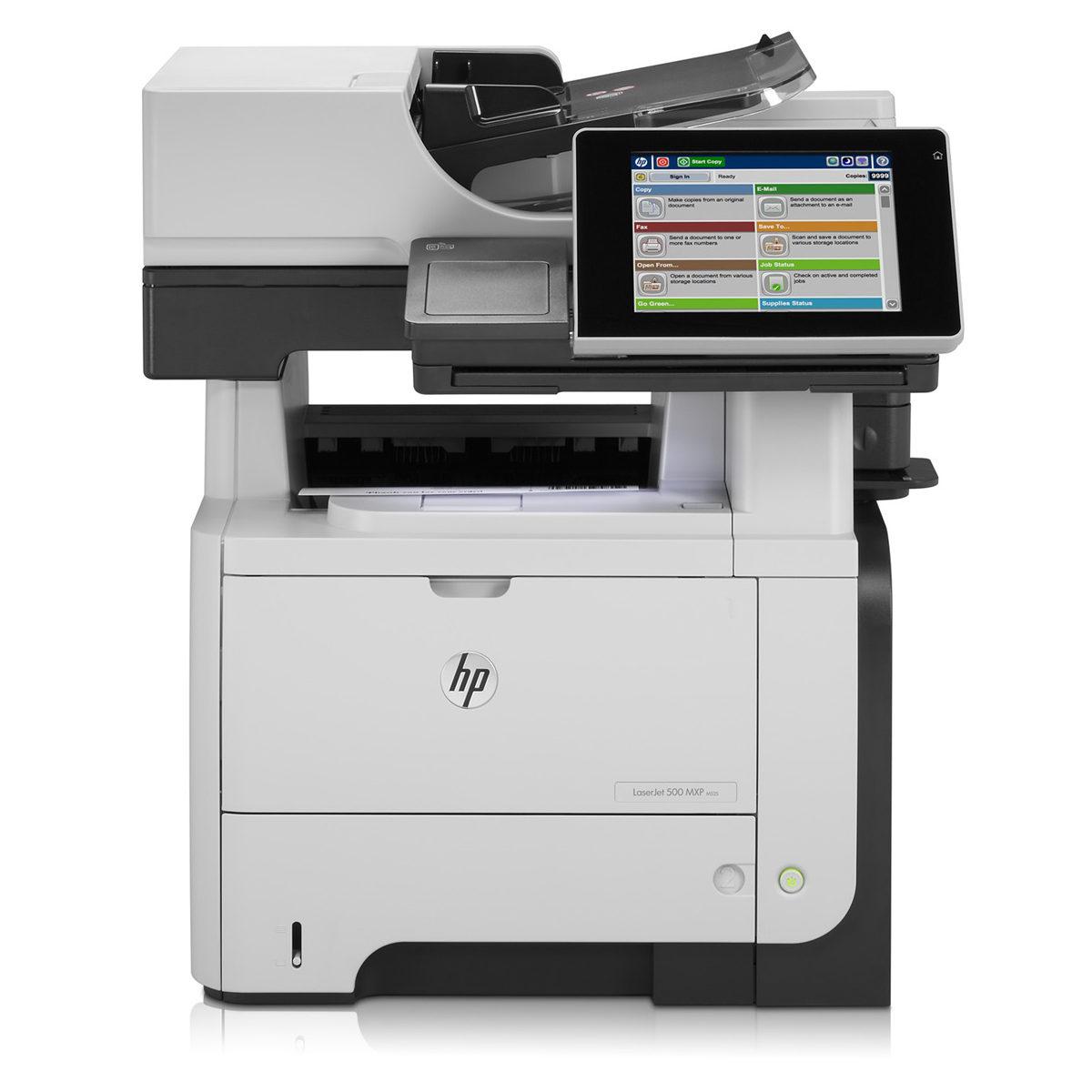 hp laserjet enterprise flow m525c imprimante multifonction hp sur. Black Bedroom Furniture Sets. Home Design Ideas