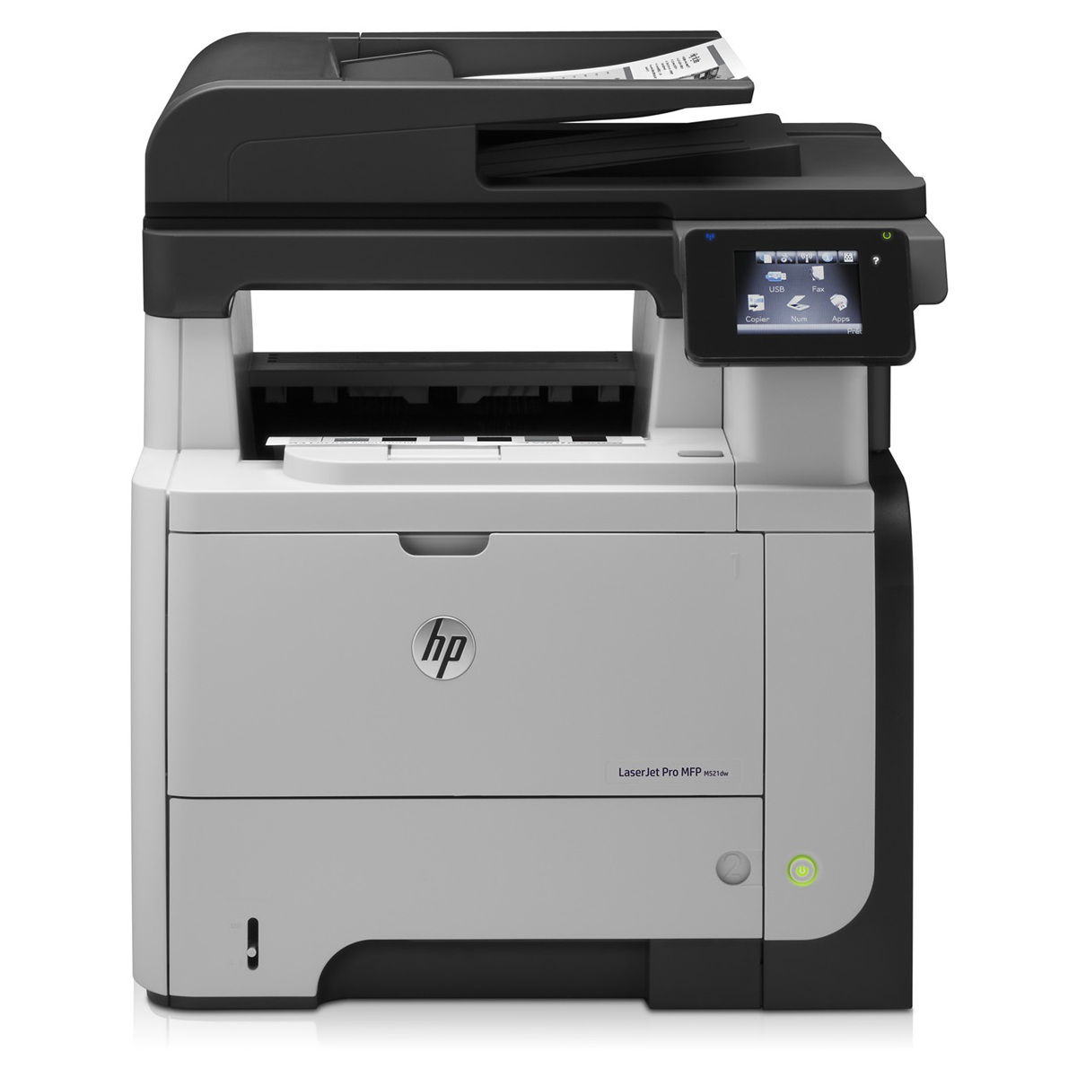 hp laserjet pro m521dw imprimante multifonction hp sur. Black Bedroom Furniture Sets. Home Design Ideas
