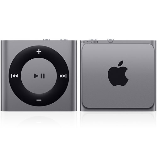 apple ipod shuffle 2 go space gray lecteur mp3 ipod apple sur. Black Bedroom Furniture Sets. Home Design Ideas