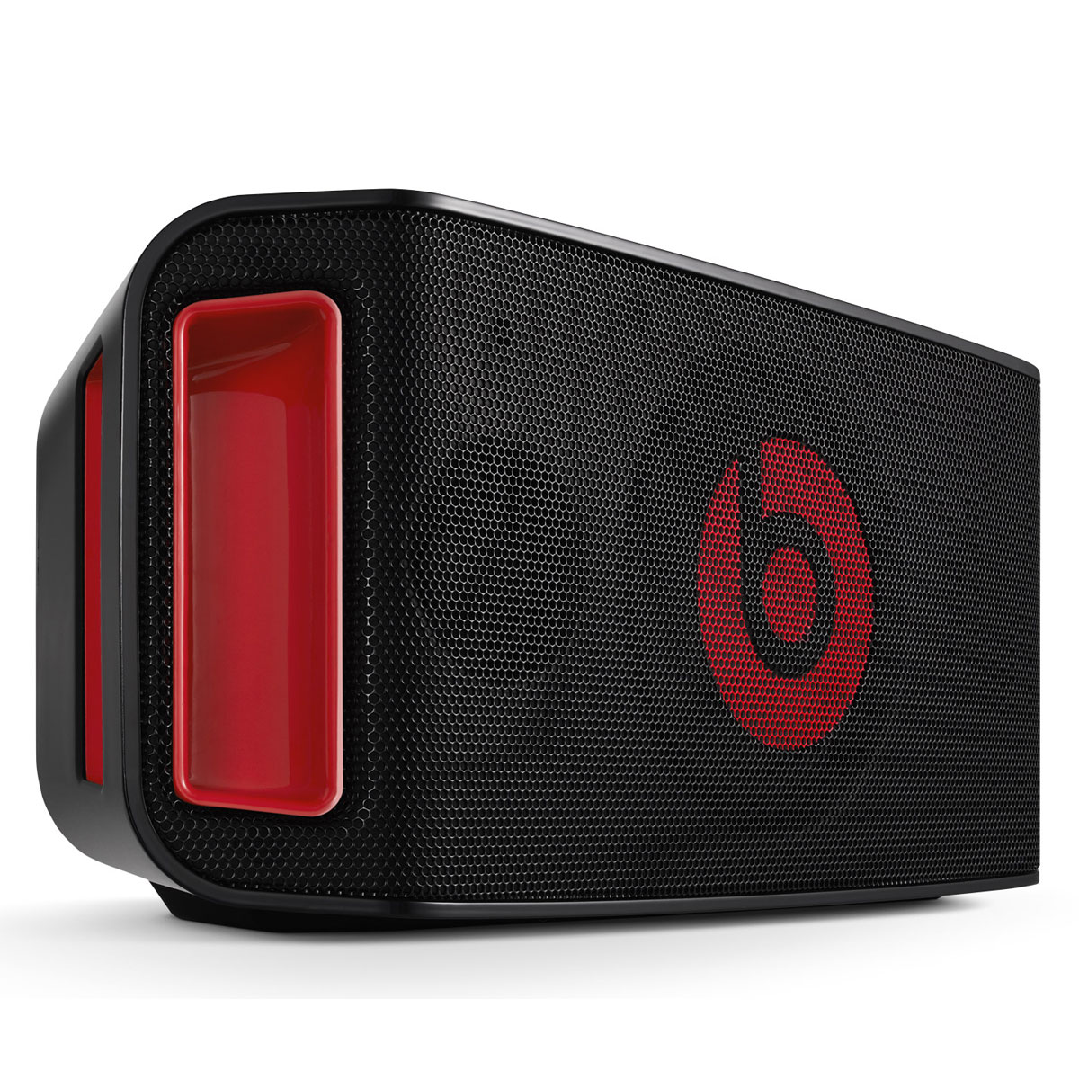 beats by dr dre beatbox portable noir dock enceinte. Black Bedroom Furniture Sets. Home Design Ideas