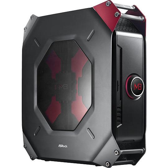 PC de bureau LDLC PC Master8 Plus Intel Core i5-4670K 8 Go SSD 120 Go + SSHD 1 To NVIDIA GeForce GTX 760 2 Go Graveur DVD Wi-Fi AC / Bluetooth 4.0 (sans OS - non monté)