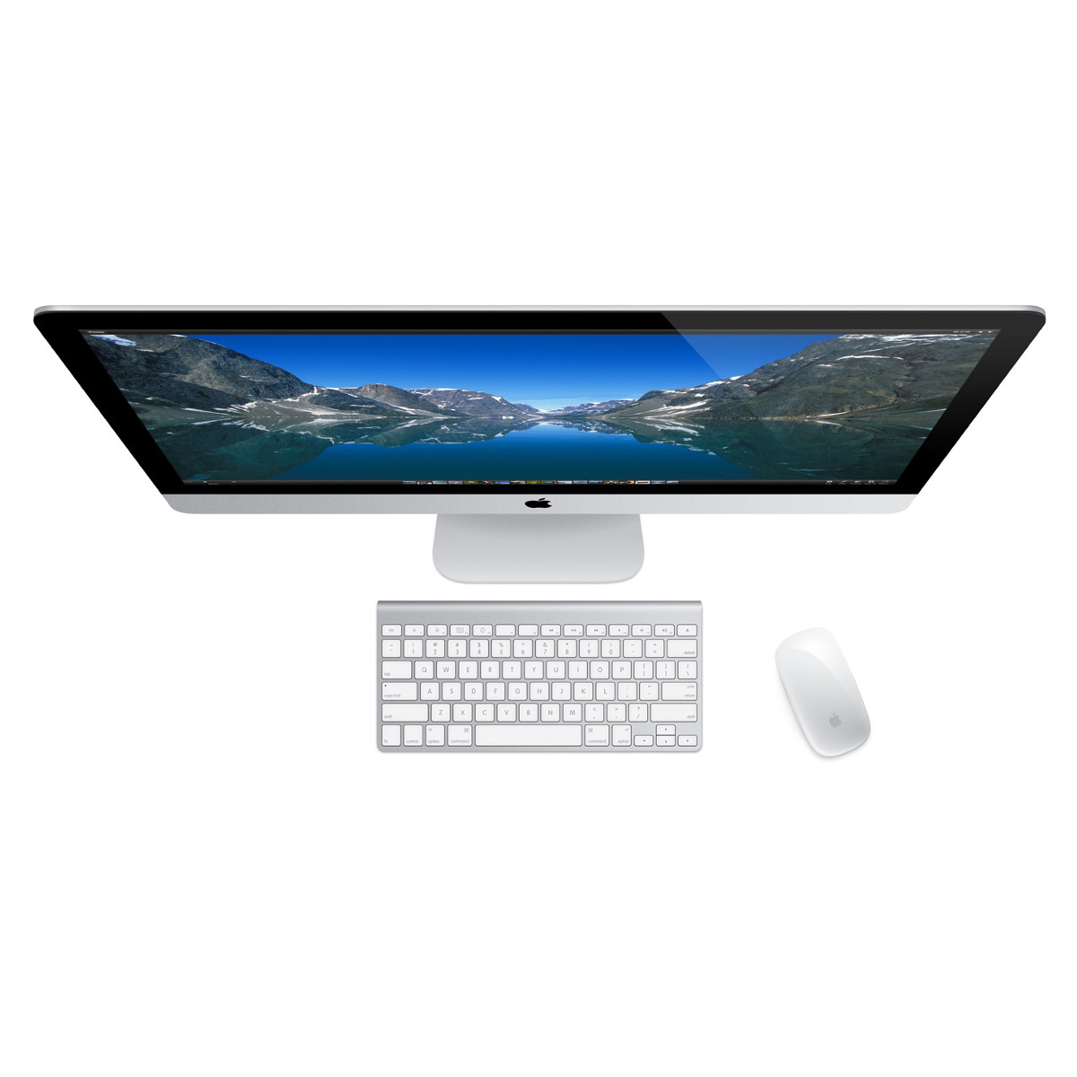 Apple Imac 21 5 Pouces Mf883f A Ordinateur Mac Apple