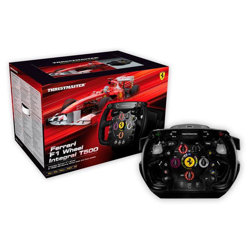 thrustmaster ferrari f1 wheel integral t500 volant pc thrustmaster sur. Black Bedroom Furniture Sets. Home Design Ideas