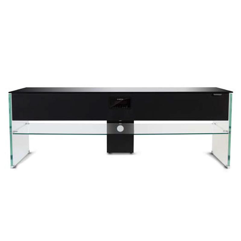 Meuble TV NorStone Scala Meuble TV pour écran Plasma et LCD avec système audio 2.1 et Bluetooth