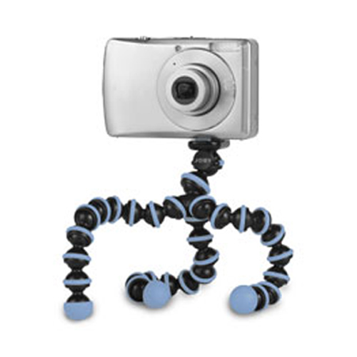 joby gorillapod original bleu ciel tr pied appareil photo joby sur. Black Bedroom Furniture Sets. Home Design Ideas