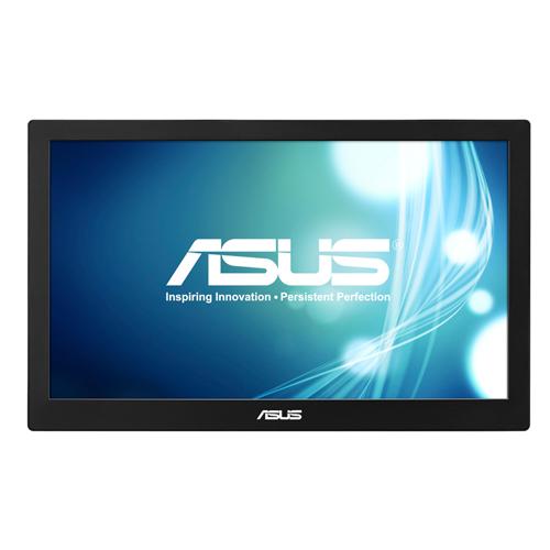"""Ecran PC ASUS 15.6"""" LED - MB168B+ 1920 x 1080 pixels - 11 ms - Format large 16/9 - Portable - Alimenté par port USB - Noir (Garantie constructeur 3 ans)"""