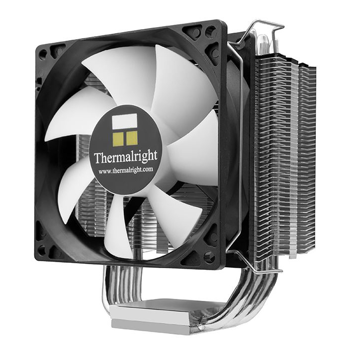 Ventilateur processeur Thermalright True Spirit 90M Rev.A Ventilateur pour processeur (pour socket Intel 775 / 1366 / 1150 / 1155 / 1156 et AMD AM2 / AM2+ / AM3 / AM3+ / FM1 / FM2)