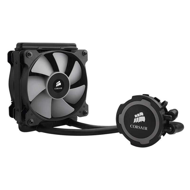 Ventilateur processeur Corsair Hydro Series H75 Kit de refroidissement pour processeur