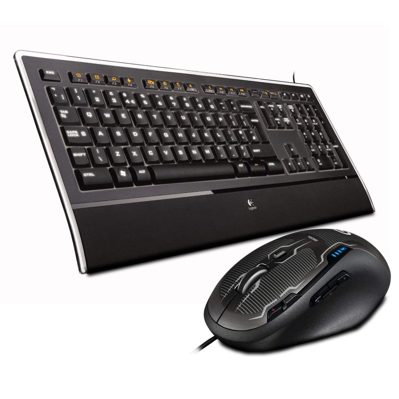 logitech illuminated keyboard k740 logitech laser gaming. Black Bedroom Furniture Sets. Home Design Ideas