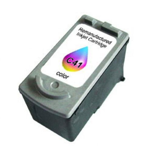 Cartouche imprimante Cartouche haute capacité compatible CL-41 (Couleur) Cartouche d'encre couleur haute capacité compatible Canon CL-41
