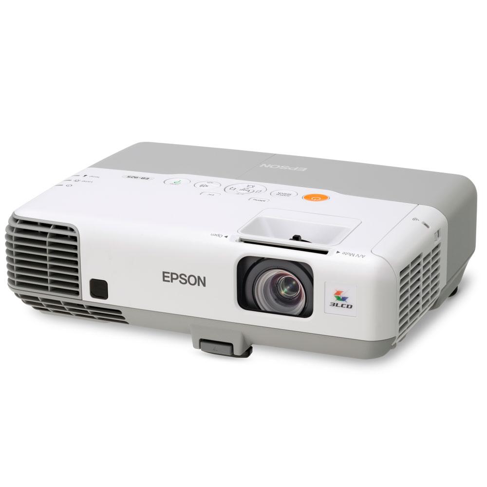 Epson eb 925 vid oprojecteur epson sur - Support plafond videoprojecteur epson ...