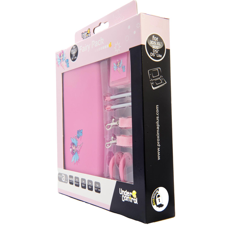 under control fairy pack accessoires ds et 3ds under. Black Bedroom Furniture Sets. Home Design Ideas
