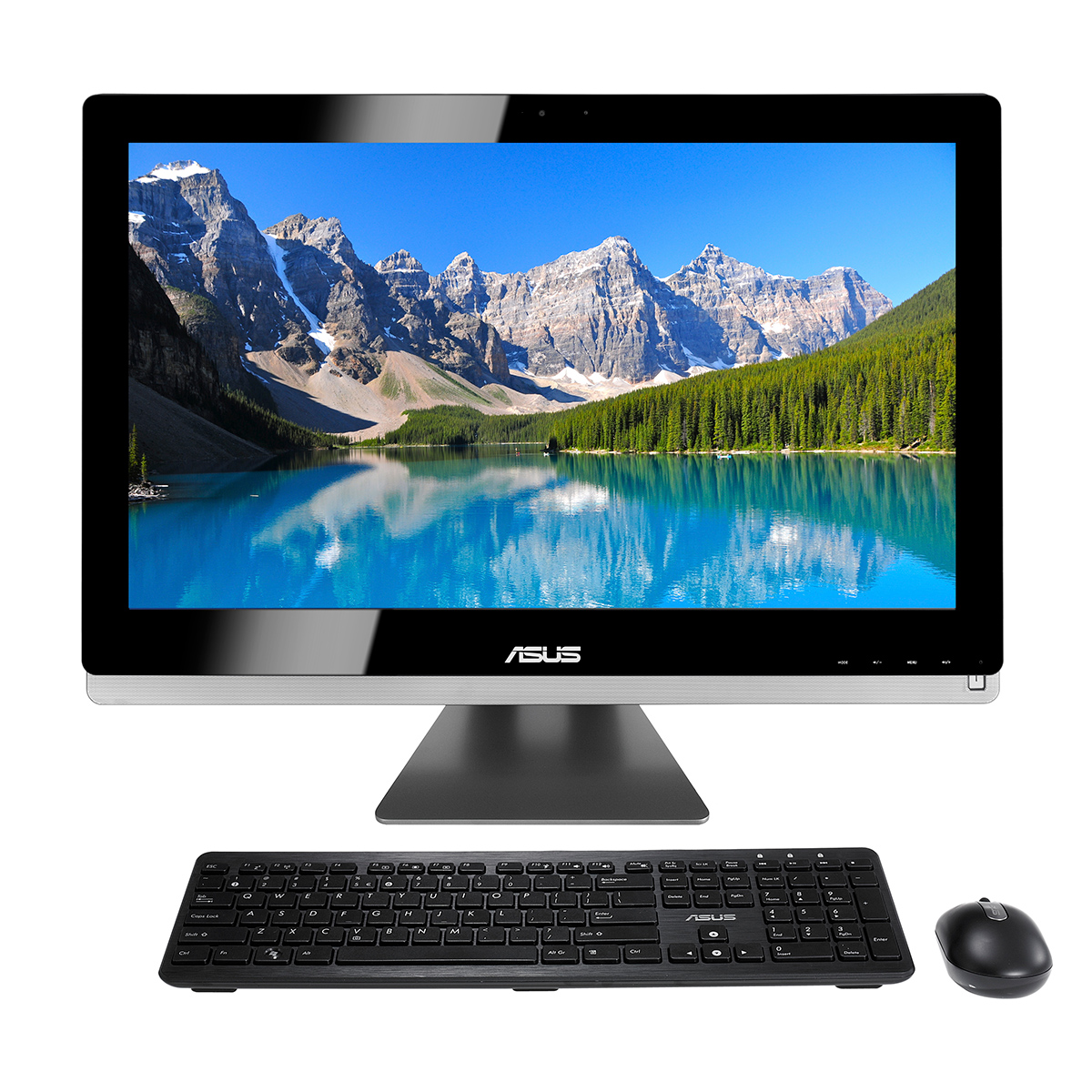 Asus All In One Pc Et2702igth B113k Pc De Bureau Asus