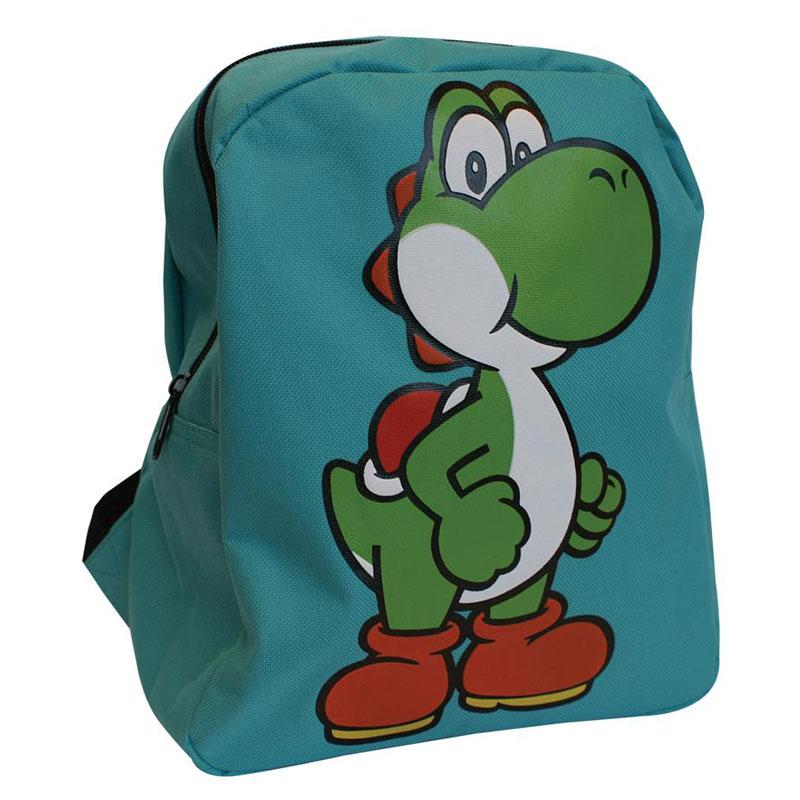 Jeux et Accessoires Bioworld Mini sac à dos Yoshi Mini sac à dos Yoshi 100% Polyester Vert