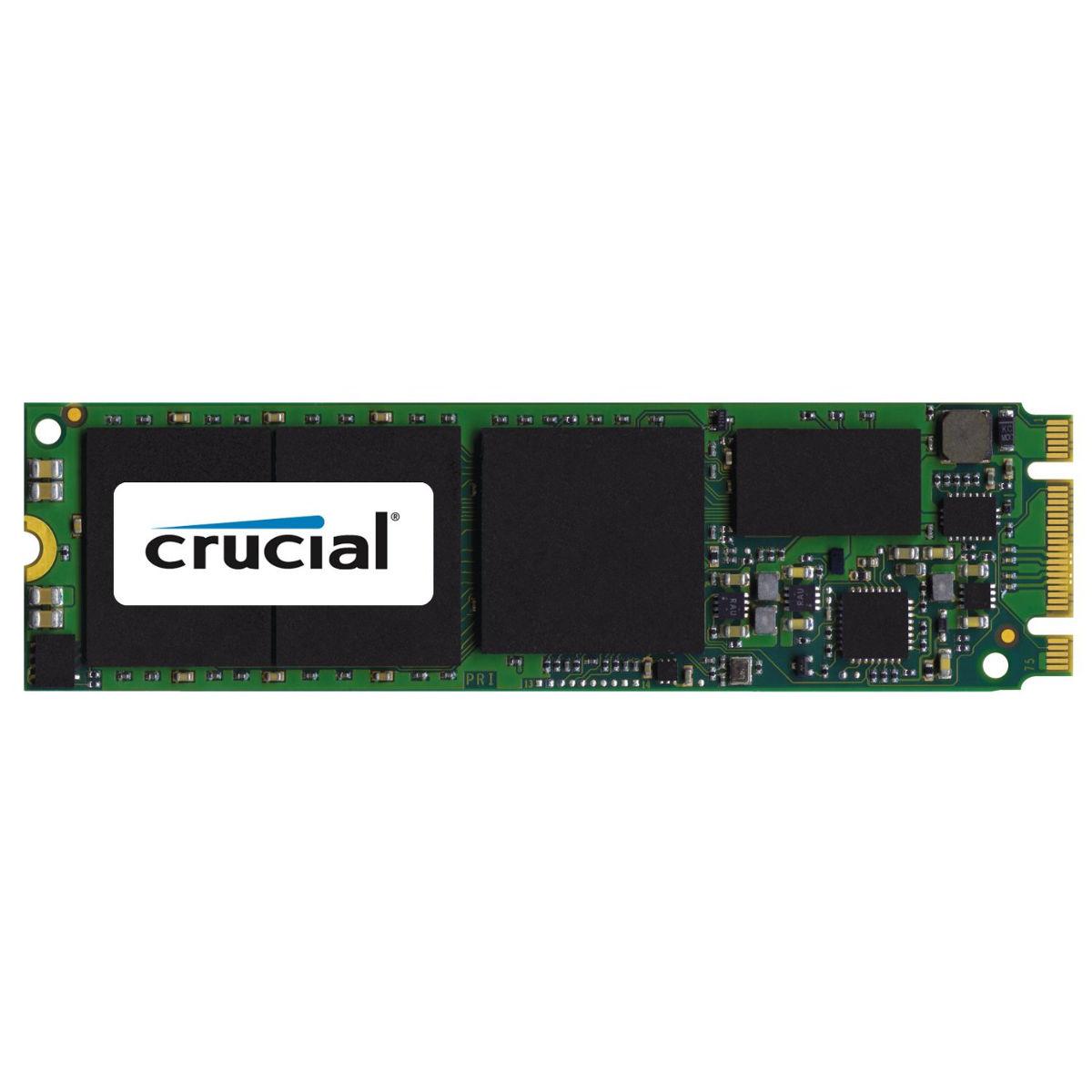 Disque SSD Crucial M500 M.2 120 Go SSD 120 Go M.2 (Serial ATA 6Gb/s)