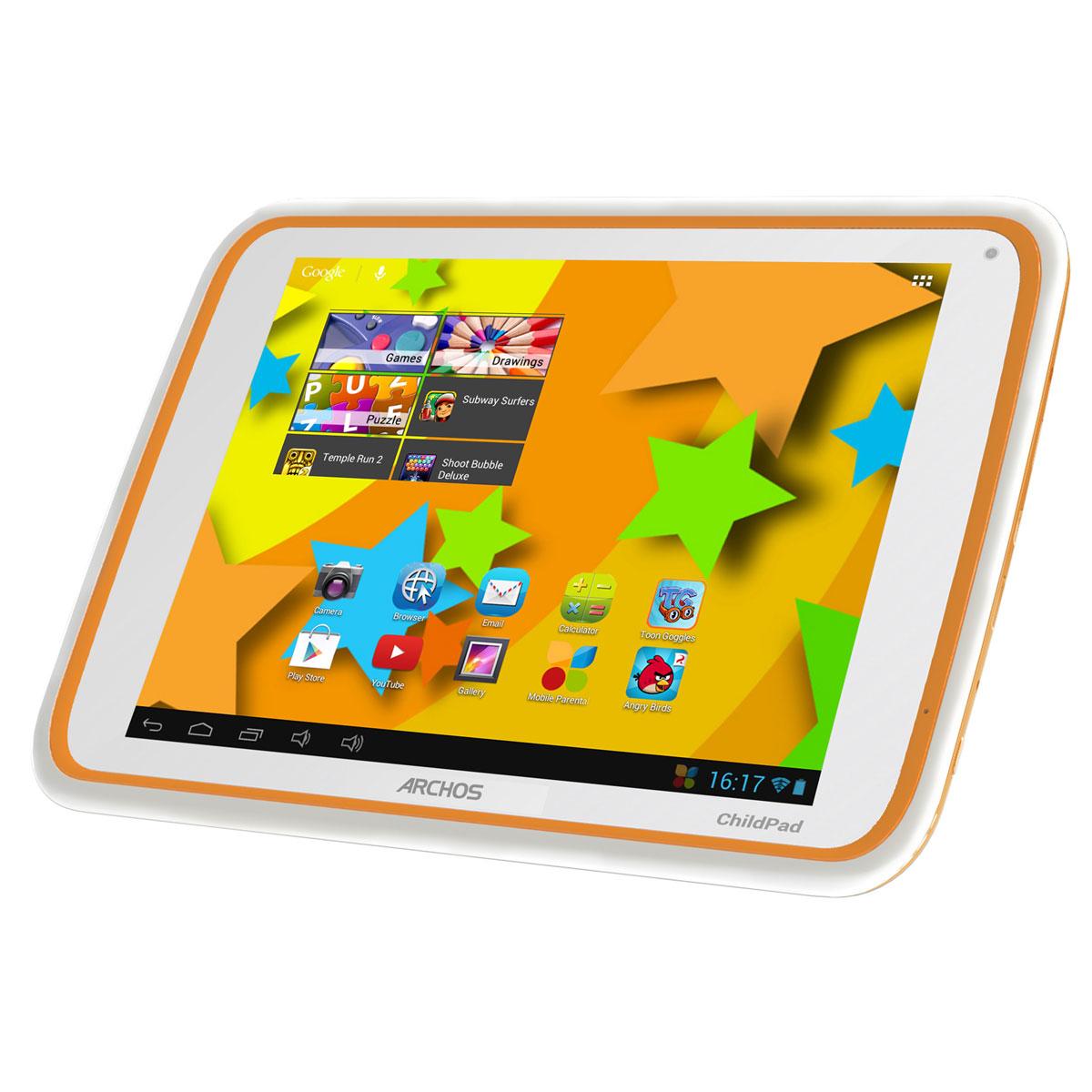 archos 80 childpad 4 go tablette tactile archos sur. Black Bedroom Furniture Sets. Home Design Ideas