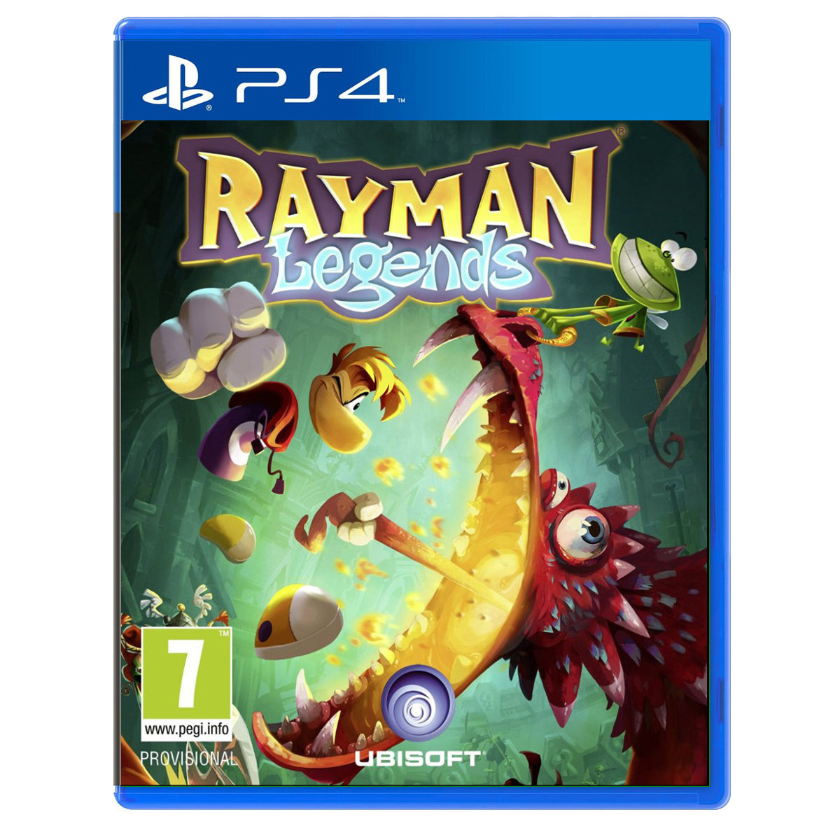 rayman legends ps4 jeux ps4 ubisoft sur. Black Bedroom Furniture Sets. Home Design Ideas