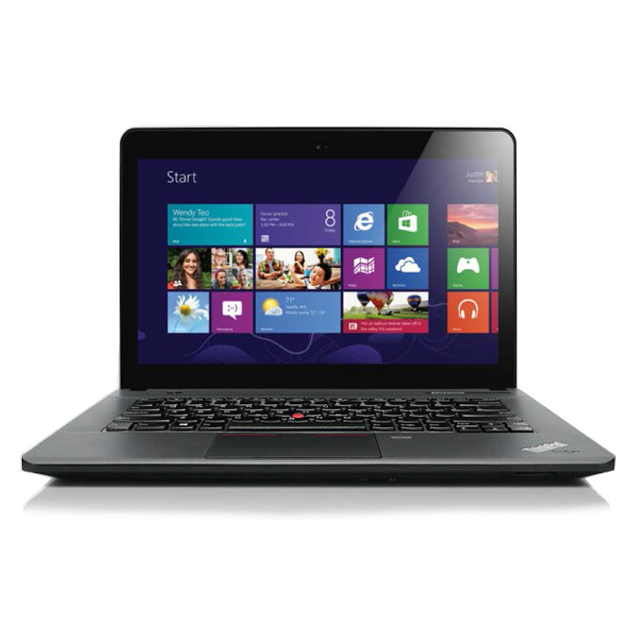 "PC portable Lenovo ThinkPad E540 (20C60041FR) Intel Core i3-4000M 4 Go 500 Go 15.6"" LED HD Graveur DVD Wi-Fi N/Bluetooth Webcam Windows 7 Professionnel 64 bits + Windows 8 Pro 64 bits"