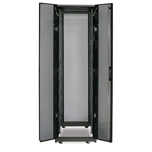 apc armoire netshelter sx 42u deep enclosure rack apc. Black Bedroom Furniture Sets. Home Design Ideas