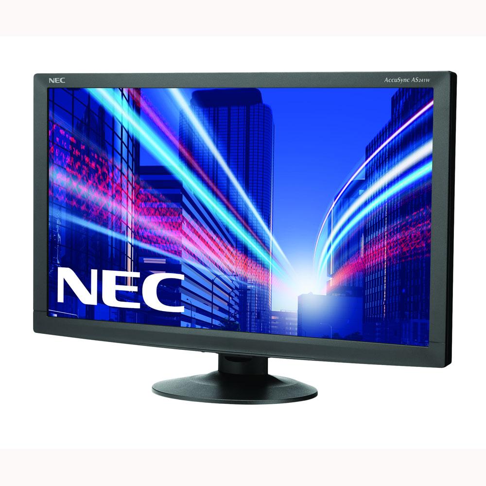 Nec 23 6 led accusync as241w ecran pc nec sur for Ecran photo nec