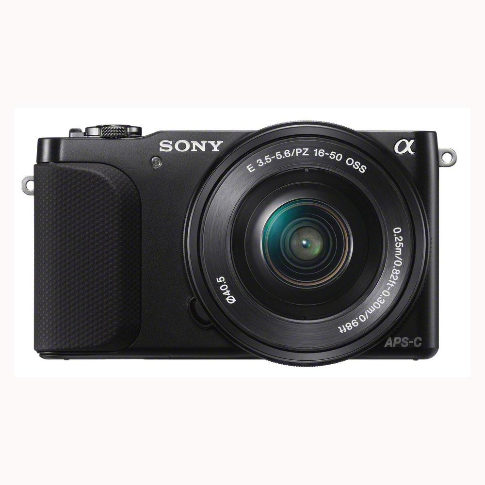 Sony nex 3nl noir avec objectif 16 50mm appareil photo for Ecran photo sony